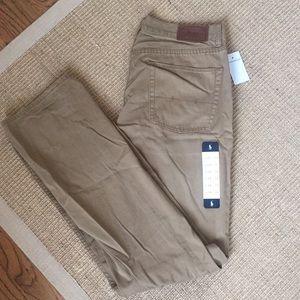 Ralph Lauren Men's Khaki Jeans. Size 34/34.